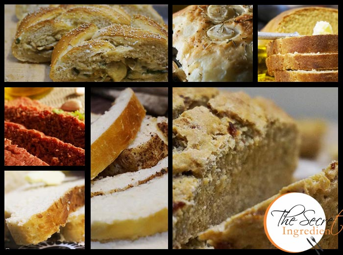 Basic Steps to Bake a Perfect Bread Loaf « The Secret Ingredient