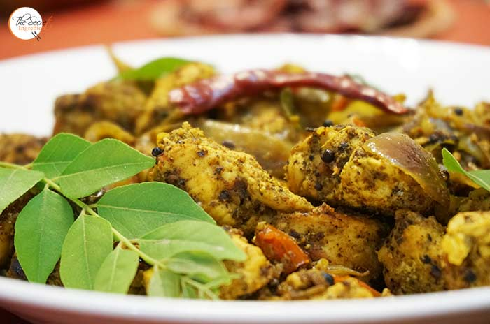 Chettinad Pepper Chicken Masala South Indian Style Spicy Pepper Chicken Dry Spicy Chicken The Secret Ingredient