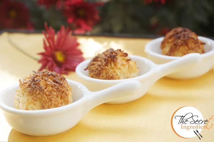 how to make eggless macaroons