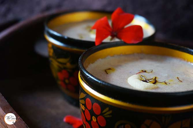 Khajoor Ki Kheer | Dates Milk Pudding | Dates Payasam