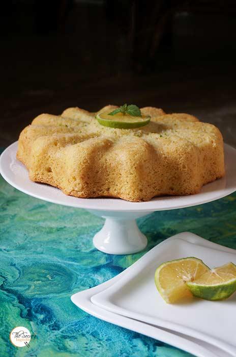 Cake Persimmon Air Fryer