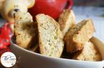 Italian Almond Biscotti | Twice Baked Almond Cookies