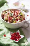 Healthy Kachalu Aloo Chat | Yam Potato Chat