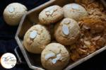 Besan & Corn Flakes Cookies | Chickpea Flour & Corn Flakes Eggless Cookies | Gluten Free Chickpea Flour Cookies