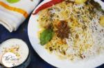Bombay Biryani | Bombay Style Mutton Biryani | Dumpukht Bombay Biryani