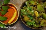 Capsicum Zunka | Capsicum with Gram Flour | Besan Wali Shimla Mirch
