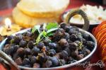Sookhey Kale Channey | Dry Spiced Black Bengal Gram | Kale Channey for Durga Ashtami