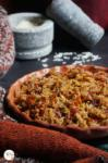 Gurr Gajar Ke Meethey Chawal   Sweet Jaggery Carrot Rice Pudding