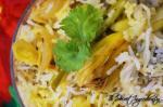 Kathal Ki Biryani   Jackfruit in Spiced Rice