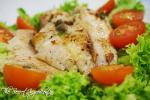 Pan Grilled Fish in Butter Lemon Sauce