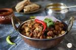 Punjabi Pindi Choley | Punjabi Style Spicy Garbanzo