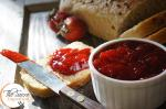Strawberry Preserve | 3 Ingredient Homemade Strawberry Jam