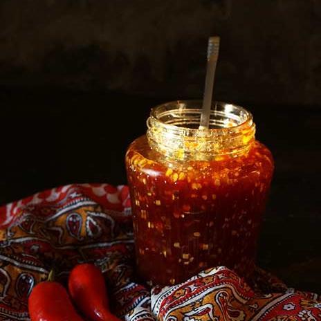 น้ำจิ้มไก่  | Thai Sweet Chili Sauce