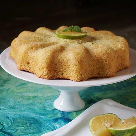 Mosambi Cake | Citrusy Sweet Lime Cake